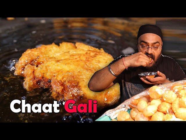CHATORO ke liye Chaat Gali | Agra Food
