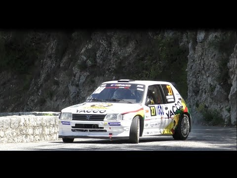 Best of Shakedown 53éme Rallye d'Antibes 2018 By Pixel Nikaïa