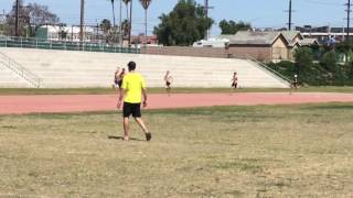 Workout Wednesday TrackSherby CaliVomi 2017