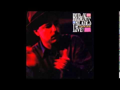 Rubén Blades & Son del Solar -  Live! (1.990) - Album Completo