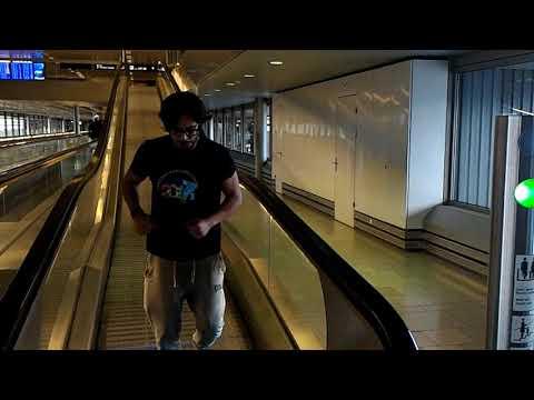 Zürich airport fitness