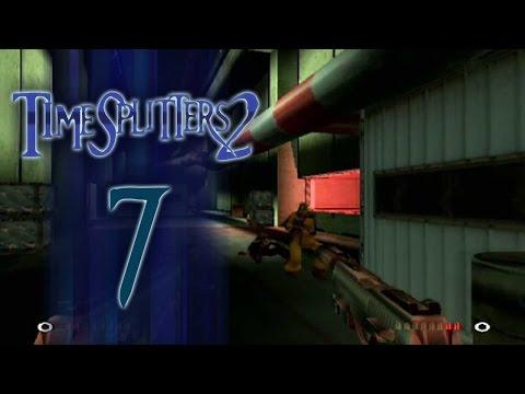 Let's Play TimeSplitters 2 - Episode 7 - Atom Smasher