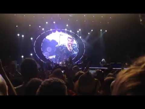 Queen + Adam Lambert - Hydrogen Festival (Italy) - Don't Stop Me Now - 25/06/2016