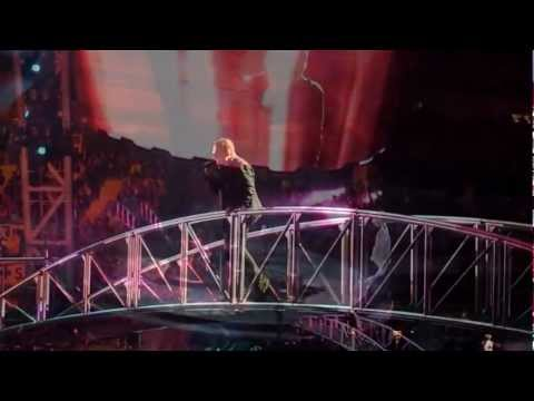 U2 The Unforgettable Fire 360° Live From Gothenburg Multicam 720p By Mek with U22's