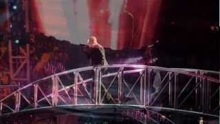 U2 The Unforgettable Fire (360° Live From Gothenburg) [Multicam 720p By Mek with U22