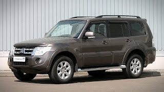 Mitsubishi Pajero с пробегом 2012 | Рольф Диамант Bluefish