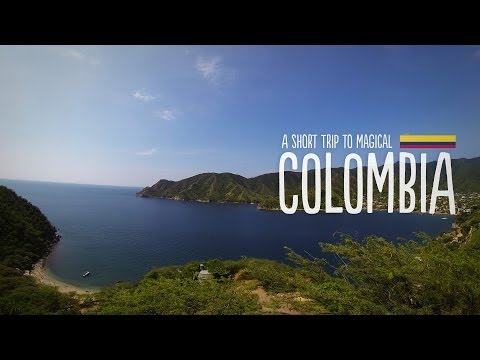 COLOMBIA - Magical country
