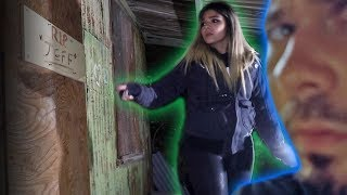 Haunted Tiny House Speaks To Us