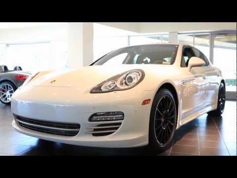 2013 Porsche Panamera Review - Park Place Texas