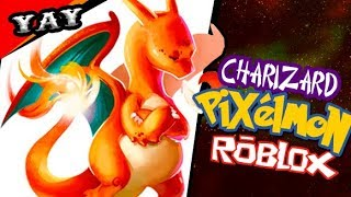 Charizard No Minecraft Pixelmon No Roblox...