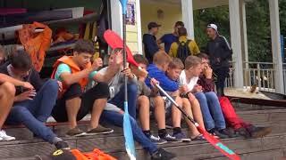 «Быстрые весла» во Владивостоке собрали 170 участников