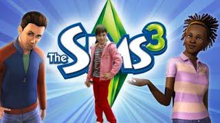 Lets play the sims 3 Все возрасты. Лера Усова #1
