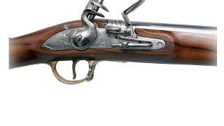 Кремневое ружьё  Мушкет