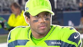 "Russell Wilson on Late Owner Paul Allen ""He Blew That One Just a Little To The Right"""