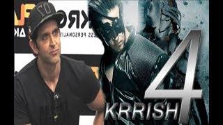 hrithik roshan reaction on krrish 4 final cast
