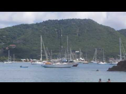 Pigeon point - Pigeon Beach close to English Harbour - Antigua