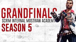 Free Fire GRAND FINAL SCRIM INTERNAL MOSTRAW ACADEMY Season 5 - 22 November 2020
