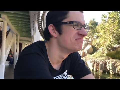 Being A Curmudgeon at Disneyland