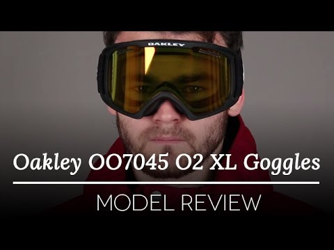 Oakley Oo7045 O2 Xl Ski Goggles Review Smartbuyglasses