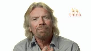 Sir Richard Branson: Advice for Entrepreneurs