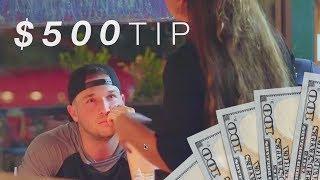 Alex Bregman TIPPING a Waitress $500