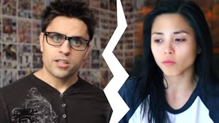 Ray William Johnson & Anna Akana Break Up