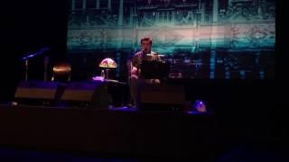 Бутусов, творческий вечер 21.04.2017,