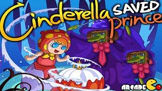 Cinderella: Saved Prince Adventure Full Gameplay Cartoon Game