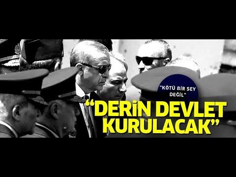 """AMERİKALI YAZAR """"DÜNYANIN EN GÜÇLÜ DERİN DEVLETİ TÜRKİYE'DE"""""""