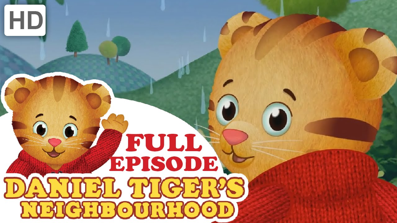 daniel tiger all episodes