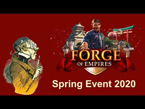 FoEhints: Spring Event 2020 In Forge Of Empires