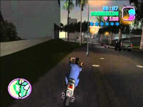 GTA Vice City - Mission 3 # Vụ đánh nhau trong hẻm ( Game Việt Hóa )