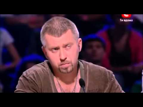 Judges didn't believe it's her real voice! English subtitles. Ukraine X-factor.