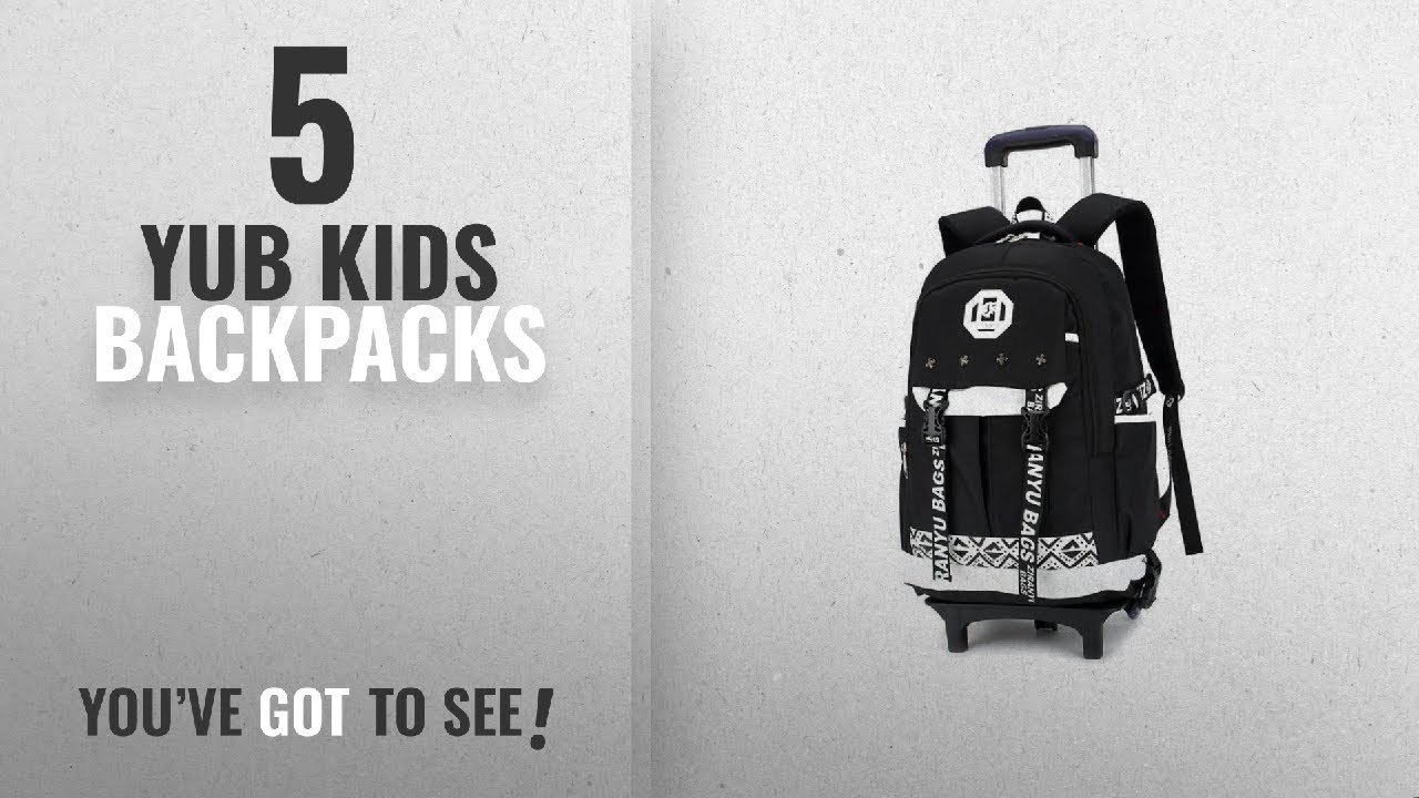 4ed67ea7fa Best Yub Kids Backpacks  2018   YUB Cool Children School Bag ...