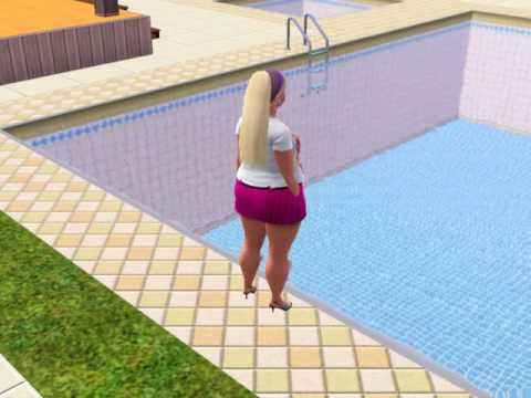 Barbie The Community Swimming Pool Youtube