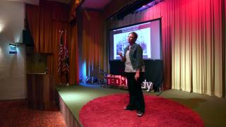 Community Collaboration is the Barn-Raising of our Modern Times | Tara Kuipers | TEDxCody