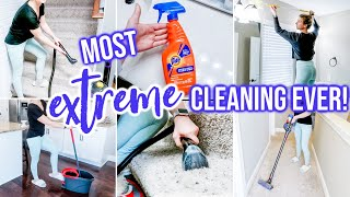 *SUPER* EXTREME MOTIVATING CLEAN WITH ME 2020 | ALL DAY SPEED CLEANING MOTIVATION | CLEANING ROUTINE