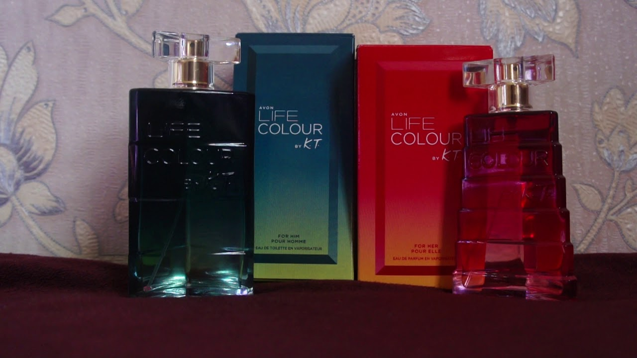 Avon Life Colour By Kenzo Takado Youtube