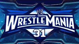 Brock Lesnar vs Roman Regins~FULL MATCH #WRESTLEMANIA31