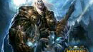 World Of Warcraft : Wrath Of the Lich King Main Theme