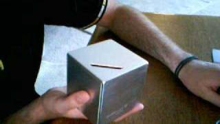How To Open The Sesame Trick Opening Money Box