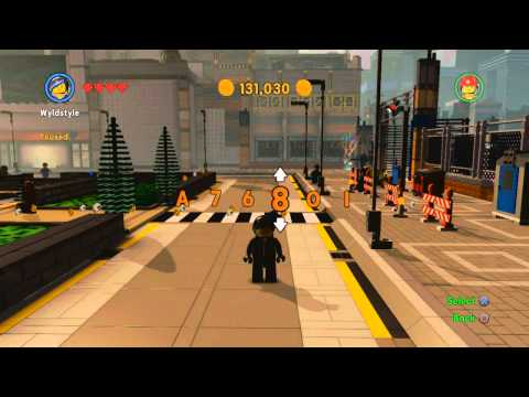 The LEGO Movie Videogame - Cheat Codes