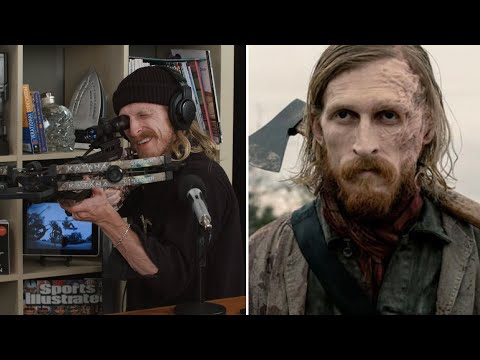 How Austin Amelio Got The Role Of Dwight On The Walking Dead | TWD