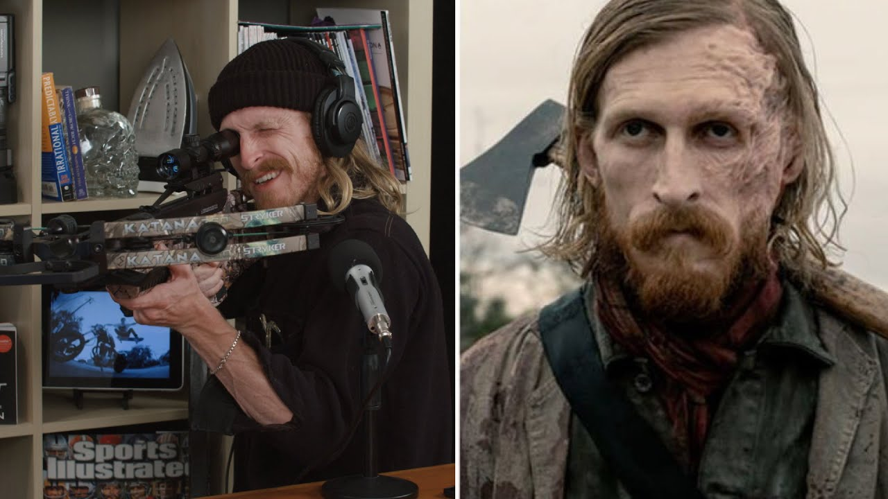 Download How Austin Amelio Got The Role Of Dwight On The Walking Dead   TWD