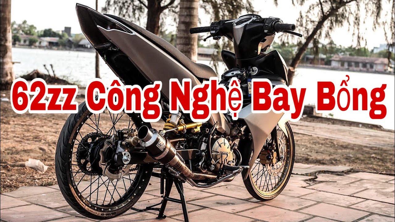 Sướng Mắt Khi Gặp EX 135 62zz Công Nghệ Bay Bổng Đường Phố