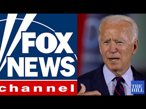 VIRAL MOMENT: Fox News reporter asks Biden about existence of UFOs