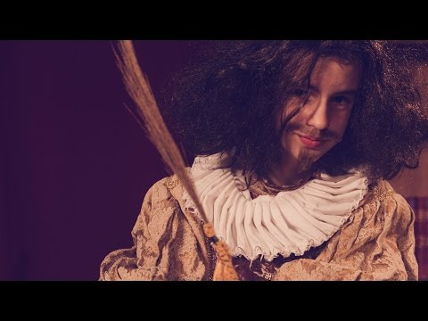 Interview with William Shakespeare - Behind the News