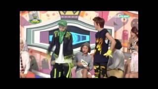 BAP - Zelo Dance [B.A.P- 젤로댄스].avi