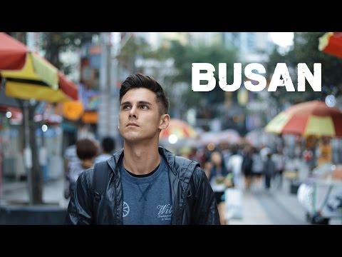 TRAIN TO BUSAN?? Exploring Busan, South korea