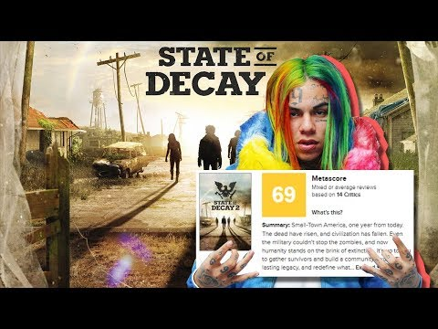 """State Of Decay """"69"""" Livestream 